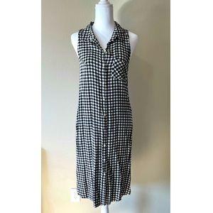 Kavu Sleeveless Shirt Dress